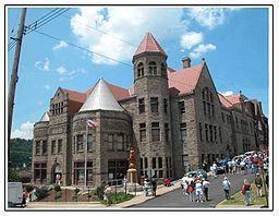 Carnegie Library - Braddock PA
