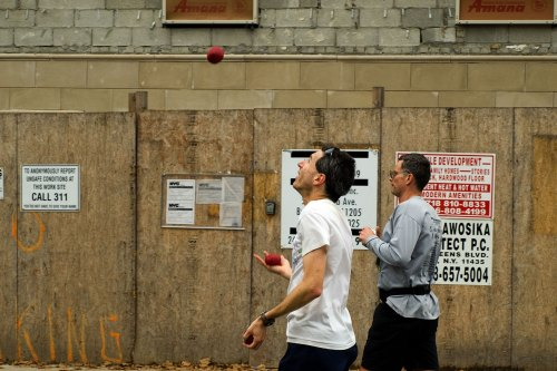 Running Juggler